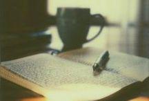 My life on paper / Diaries, sketchbooks, art journal, travel journals, smashbooks, filofax...