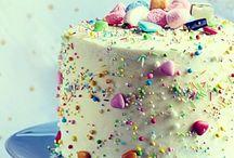 Cake Decor: Simple Delight