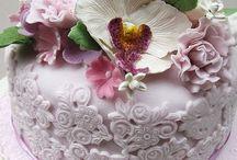 Cake Decorating: Lace