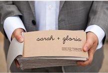 | Wedding Program Design | / Graphic Design | Wedding Day Programs