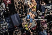 Crossfit / by Peyton Hester
