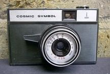 cameras and photo stuff / Old Cameras and beautiful cameras / by Andrew Snell