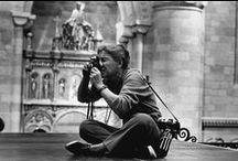 photo Eve Arnold b.1912 / Eve Arnold, OBE, Hon. FRPS was an American photojournalist. She joined Magnum Photos agency in 1951, and became a full member in 1957.  Born: April 21, 1912, Philadelphia, Pennsylvania, United States Died: January 4, 2012, London, United Kingdom Education: The New School Books: The unretouched woman, In America, more Movies: Behind The Veil, Eve and Marilyn / by Andrew Snell