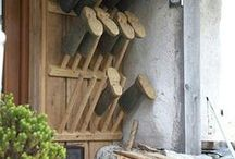 Storage Ideas for Home and Garden / by Anne Nichols
