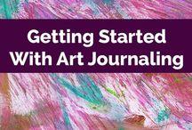 Art Journal/Mixed Media Help