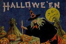 Vintage Halloween / by Anne Nichols