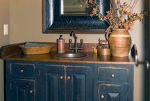 Country Bathrooms / by Anne Nichols