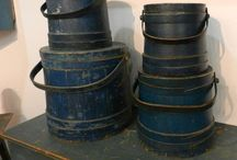 Firkins - Buckets - Kegs / by Anne Nichols