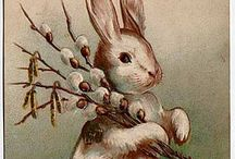 Cards - Vintage Easter / by Anne Nichols