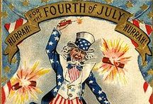 Cards - Vintage 4th of July / by Anne Nichols