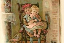 Cards - Vintage Art / by Anne Nichols