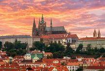 Praga, Viena y Budapest / En nuestros viajes por Praga, Viena y Budapest podremos disfrutar de ciudades espectaculares en el corazón de Europa.