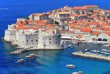 Croacia / Viajar a Croacia es descubrir un nuevo mundo, donde las ciudades a orilla del Adriático se conservan igual que hace siglos.