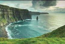 Irlanda / En nuestros viajes te mostramos lo mejor que ver en Irlanda. Enamórate de sus espectaculares paisajes verdes.
