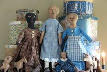 Dolls - Doll Clothes / by Anne Nichols