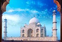 India / Descubre en nuestros viajes a India lo más fascinante de este país. Sus gentes, sus costumbres, sus monumentos...todo a tu alcance.