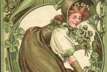 Cards - Vintage St. Patrick's Day / by Anne Nichols