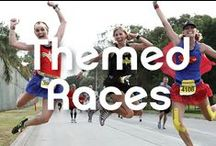 Themed Races / We all love running in themed races, here are a few you should keep in mind!