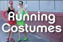 Running Costumes / Ideas on how to make a simple and comfortable running costume