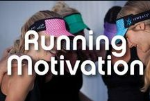 Running Motivation / Running is hard, but the hard is what makes it great! Use these mantras and inspirational quotes to keep moving when the going gets tough!