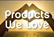 Products We Love / Sure, Sparkle Athletic gear is our favorite, but there are a few products out there that we love as well!