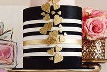 Cake Decorating: Gold