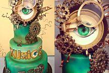 Cake Deco: Steampunk
