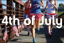 Fourth of July Running / Sparkle Athletic can outfit you for your Fourth of July and Patriotic runs and races!