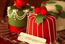 Christmas Cakes Mini