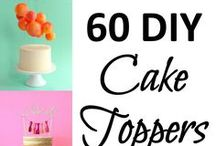 Cake Deco - Diy Toppers