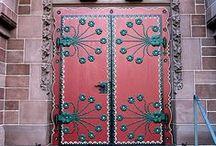 Doors.Portals.Gates / Doors were always special to me. They represent something unique