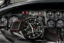 Startimer Pilot Collection / Professional pilot watches