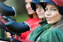 HEN PARTY ACTIVITIES / Why not have your hen weekend in the glitxy Spanish resort of Puert Banus, Marbela? Let Hen Marbella take care of all the arrangements, including adventure and activities like paintball!