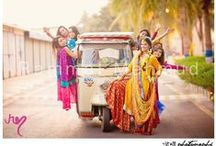 Baaraat / A glimpse into the singing, dancing and celebrations at the Baraat