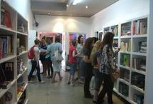David Krut Bookstore | 151 Jan Smuts Avenue Parkwood | Arts on Main / David Krut Projects has collaborated with Hadeda to create a magical mix of books, fabrics, artwork and crafted lifestyle pieces. The only way to really get a sense of this is to come and visit us... 151 Jan Smuts Avenue, Parkwood.