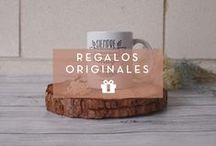 Regalos Originales / Ideas originales para hacer regalos