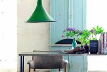 Light Up / Lamps, lights and illuminations for the home, old and new