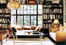 Loving the library! / Home libraries and book storage