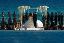 Beach Themed Weddings / Beat this summer heat of 2014 and have a beach wedding