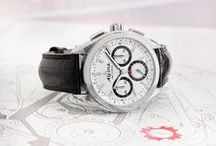 Alpiner Collection / Professional Alpine watches.