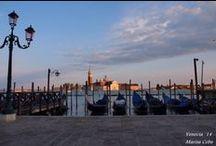 Mi vision de Venecia / Estas fotos las relice en Venecia ...cada paso una obra de ARTE.....única...love Venice :-)