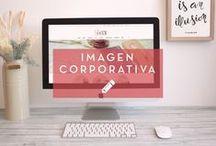 Imagen Corporativa / Diseño de Logos e Identidad visual corporativa para empresas.