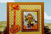 Autumn Collections / The Thoughts of Autumn Luxury Card Collection has everything you need for all occasions and ages all the way through to winter. Featuring stunning colours and images perfectly reflecting the changing seasons!