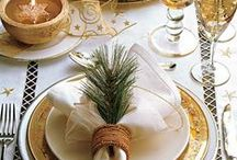 Opulent Entertaining; Get Ready for Christmas