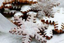 Festive Treats / Eat, drink & be merry...