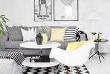 Grey Matter: Cool Grey Decor
