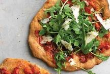 Grilled Pizza Ideas