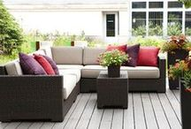 Summer Living / Inspiration for creating the perfect outdoor paradise!