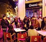 Nightlife in Valencia / Bars are easy places to go at any time but if you want to go clubbing, doors open at 22.00 p.m. but it will get busy from around 02.30 a.m. Remember this when you want to party the Valencian way!