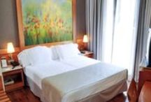 Sleeping in Valencia / Hotels, B&B's, holiday rental and other great locations in the city.
